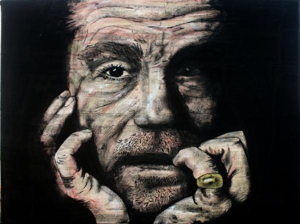 John Malkovich by Perfly